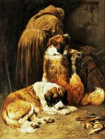 The Faith of Saint Bernard by John Emms