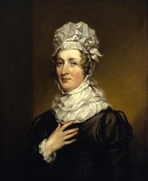 Portrait of Mrs. John Trumbull by John Trumbull