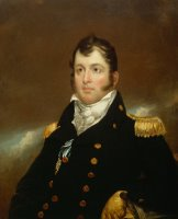 Commodore Oliver Hazard Perry by John Wesley Jarvis