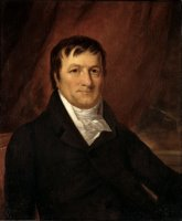 John Jacob Astor by John Wesley Jarvis
