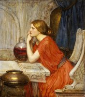 Circe C 1911 14 by John William Waterhouse