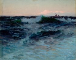 Rough Waters by Lionel Walden