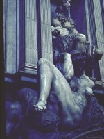 Night by Michelangelo Buonarroti
