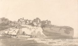Near Ramsgate, Kent by Thomas Girtin