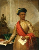 Purniya, Chief Minister of Mysore by Thomas Hickey