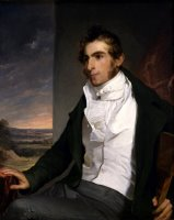 Daniel La Motte by Thomas Sully