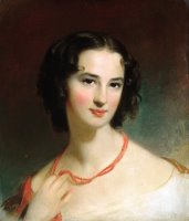 Mrs. James Montgomery, Jr. by Thomas Sully