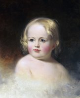 Portrait of Alice Potter (mrs. James Dundas Lippincott) by Thomas Sully
