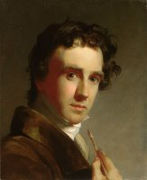 Portrait of The Artist by Thomas Sully