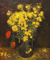 Vase with Lychnis by Vincent van Gogh