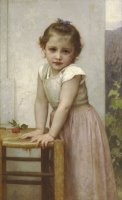 Yvonne by William Adolphe Bouguereau