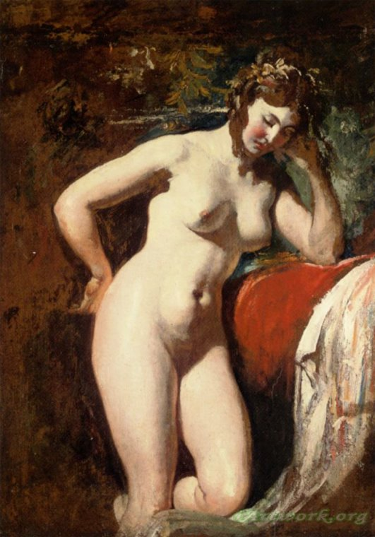 Large Seated Nude And Modigliani's Shocking, Sensual Portraits