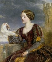 The Signal by William Powell Frith